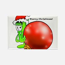 Mr Deal - Christmas - Christm Rectangle Magnet