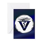 Veterinarian Greeting Cards (Pk of 20)