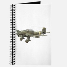 JU-87 Stuka Bomber Journal