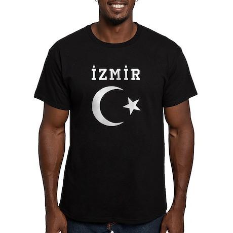 Izmir Men's Fitted T-Shirt (dark)