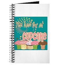 You Had Me At Cupcake Journal