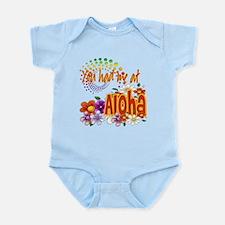 You Had Me At Aloha Infant Bodysuit