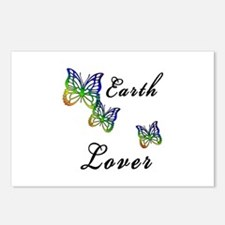 Earth Lover Postcards (Package of 8)