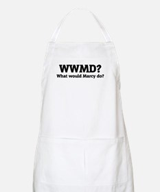 What would Marcy do? BBQ Apron