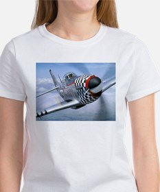 P-51 Mustang Coming at You Tee