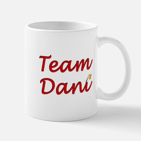 Team Dani Mug