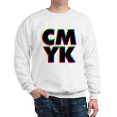 CMYK Sweatshirt