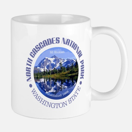 North Cascades NP Mugs