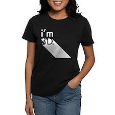 i'm 3D Tee