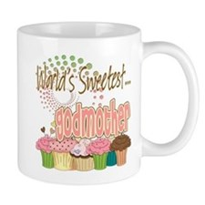 World's Sweetest Godmother Mug