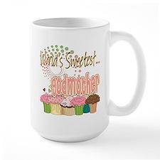 World's Sweetest Godmother Mug