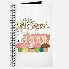 World's Sweetest Grammy Journal