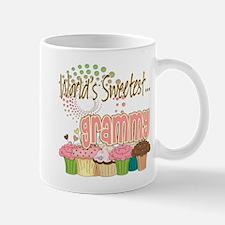 World's Sweetest Grammy Mug
