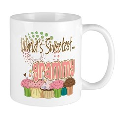 World's Sweetest Grammy Mug