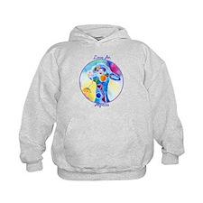 Love an Alpaca T Shirt Hoody