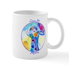 Love an Alpaca T Shirt Mug
