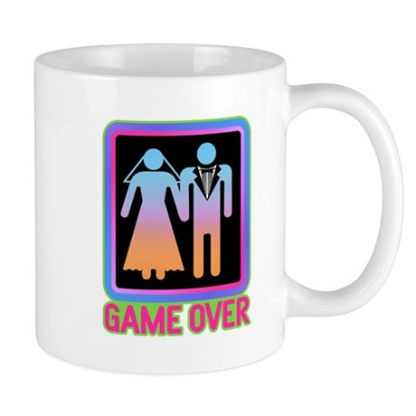 Game Over Mug By Endlesstees