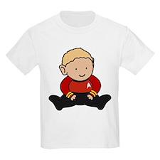 Cute Kids Starfleet Cadet T-Shirt
