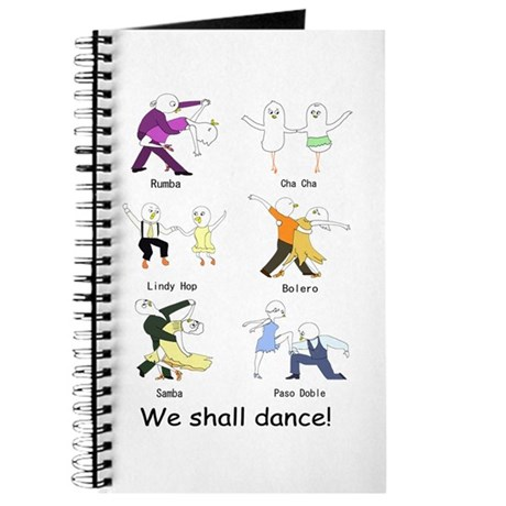 Ballroom Dancers Journal