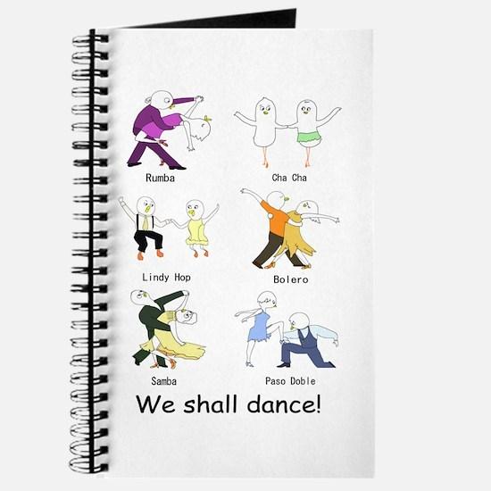 Ballroom Dancers Journal