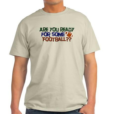 Football Season Light T-Shirt