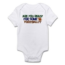 Football Season Infant Bodysuit