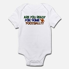 Football Season Onesie