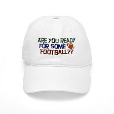 Football Season Baseball Cap