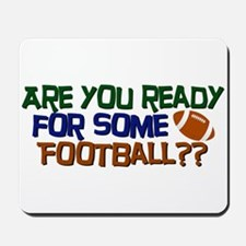Football Season Mousepad