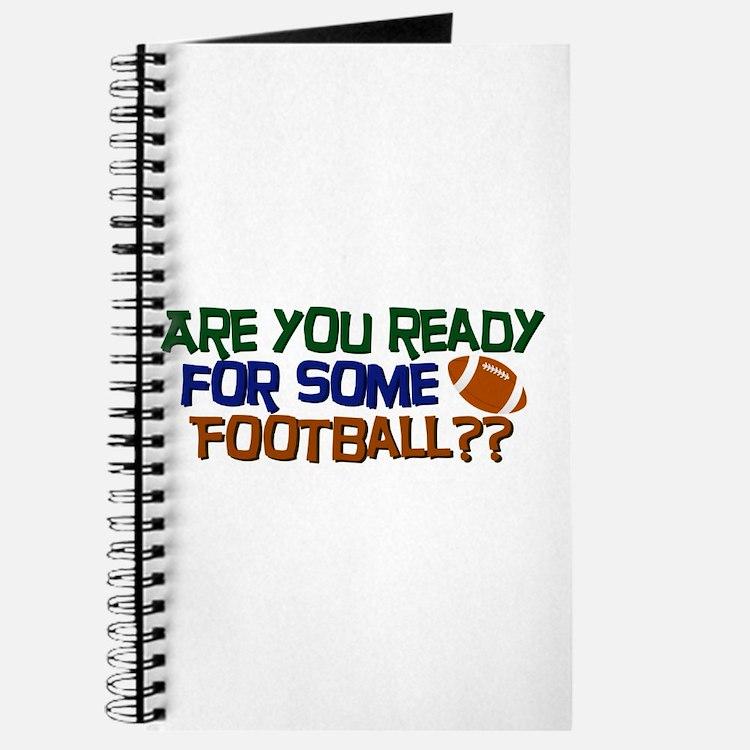 Football Season Journal