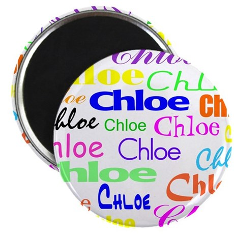 Chloe All Over Magnet