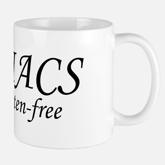 CELIACS do it gluten-free Mug