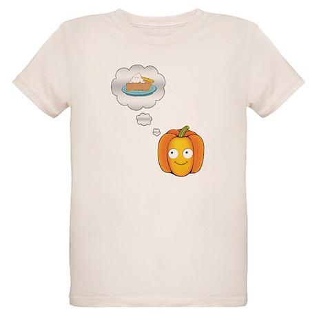 Pumpkin Dreams Organic Kids T-Shirt