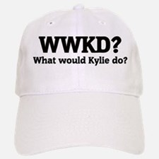What would Kylie do? Baseball Baseball Cap