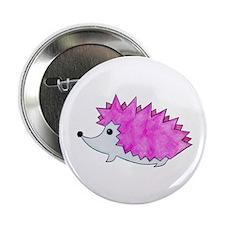 """Hedgehog 1 2.25"""" Button"""