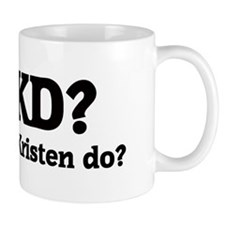 What would Kristen do? Mug