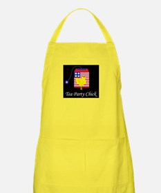 Tea Party Chick Apron