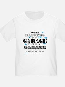 It Stays in My Garage T