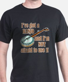 I've Got a Banjo T-Shirt
