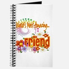 Most Amazing Friend Journal