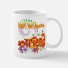Most Amazing Friend Mug