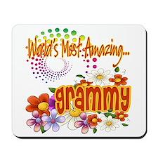 Most Amazing Grammy Mousepad