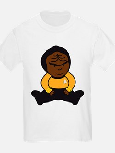 Starfleet Klingon Baby Star Trek T-Shirt