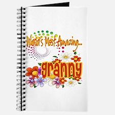 Most Amazing Granny Journal