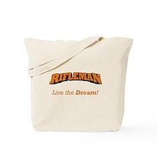 Rifleman - LTD Tote Bag
