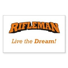 Rifleman - LTD Decal