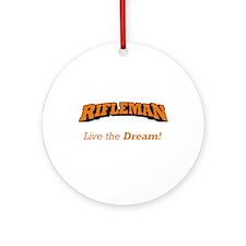 Rifleman - LTD Ornament (Round)