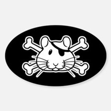 Bellingham Pirate 1 Sticker (Oval)
