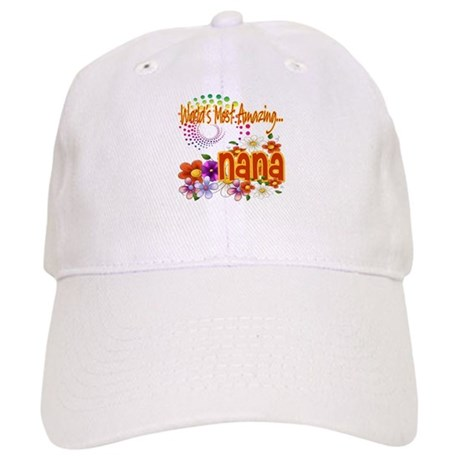 Most Amazing Nana Cap