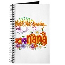 Most Amazing Nana Journal